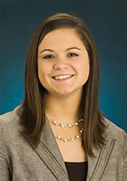 Portrait of Katelyn Jones-Hamlow